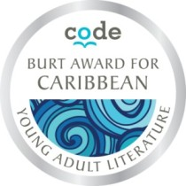 Logo of the Burt Award for Caribbean Young Adult Literature